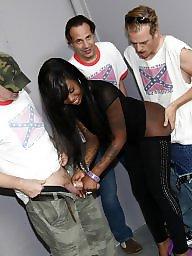 Interracial, White and black, White, Dicks, Chick, Black sex
