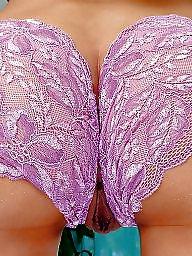 Mature panties, Open, Open crotch, Mature panty, Panty milf, Mature open