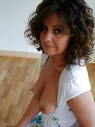 Carol, Mature nipple, Mature nipples