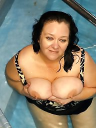 Pool, Bbw boobs, Milf bbw, Bbw slut, Mrs, Fun