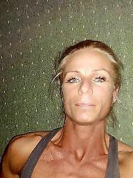 German, Fitness, German milf