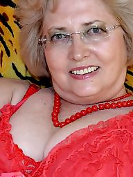 Granny tits, Sexy granny