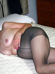 Granny tits, Granny stockings, Granny stocking