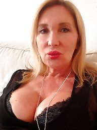 Fucking, Blonde milf, Before