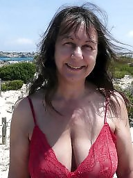 Bbw, Mature boobs