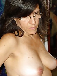 Mexican, Mature wife