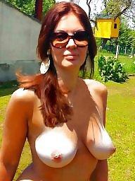 Mature boobs