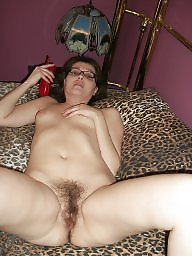 Hairy milf, Small tits, American, Small, Small tit, Amateur tits