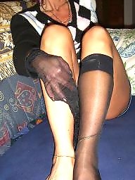 Nylon, Socks, Nylons, Sock, Nylon stockings