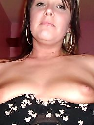 Swinger, Swingers, Brunette amateur