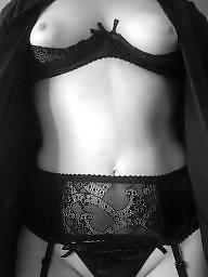 Stockings, Grey