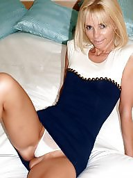 Mature upskirt, Bed, Upskirt mature