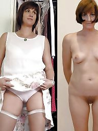Mature dress, Dress, Dressed undressed, Mature mix, Dress undress, Undressed