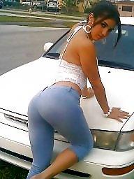 Jeans, Latin, Tight