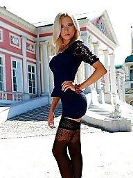High heels, Heels, Dressed, Legs stockings