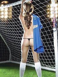 Girls, Soccer