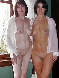 Mother, Mothers, Mature nude, Old and young, Nude, Old mature