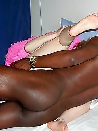 African, Surprise, Interracial teen, Interracial blonde, Blondes teens, African teen