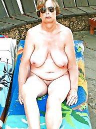 Wives, Mature wives, Public mature, Sunbathing, Mature public, Mature amateurs