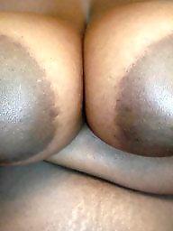 Ebony amateur, Ebony tits, Black tits