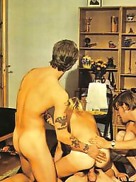 Retro, Magazine, Vintage sex, Vintage hairy, Retro sex