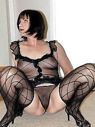 Lingerie, Vintage lingerie, Blacked