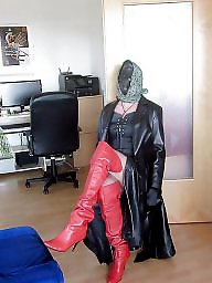 Leather, Pvc, Mature pvc, Mature mix, Mature leather