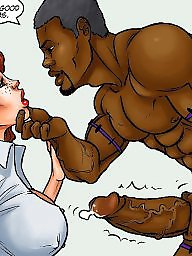 Interracial cartoon, Interracial cartoons, Cartoon interracial, Night