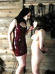 Slave, Mistress, Slaves, Lesbian bdsm, Lesbian femdom