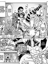 Cartoon, Manga, Ups, Hentai, Group cartoon, Anal cartoon