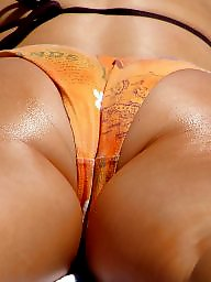 Beach, Big ass, Big ass milf, Milf asses, Ass beach