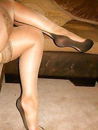 Milf stockings, Leggings, Legs stockings, Sexy stockings