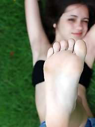 Foot, Teen feet, Cute teen, Teen cute