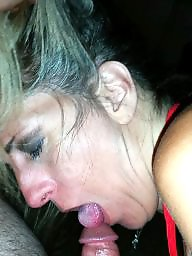 Sucking, Cock, Cocks, Milf blowjob