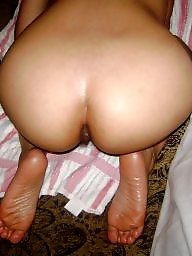 Asian ass, Oil, Oiled, Asses