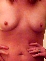Cummed, Wifes tits, Wife tits, Cum tits