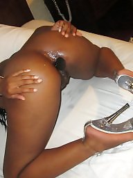 Girl, Black girls, Black anal, Black amateur