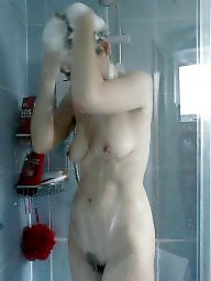 Shower, Bathroom, Naked, Hidden cam