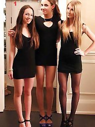 Body, Tight, Tights, Tight teen, Teen stockings