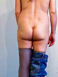 Jeans, Amateur mature