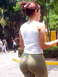 Tight, Pants, Asses