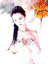 Asian, Model, Models