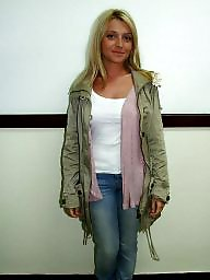 Serbian, Blonde, Serbian milf