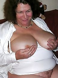 Mature boobs, Old mature, Old bbw
