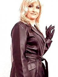 Latex, Boots, Leather, Pvc, Mature boots, Mature latex