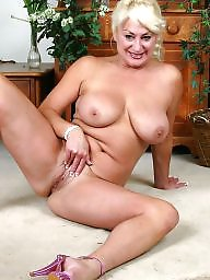 Blonde mature, Mature blond, Big mature