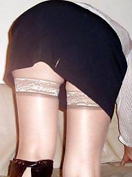 Matures, Milf stockings