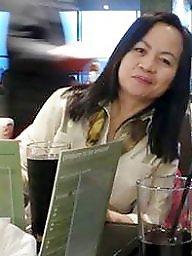 Aunt, Asian milf, Aunts