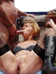 Granny, Blowjob, Grannies, Granny boobs, Mature blowjob, Mature boobs