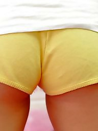 Short, Shorts, Short shorts, Pigtails, Pigtail